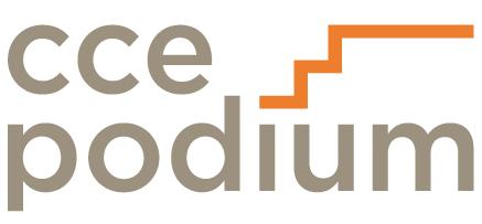 CCE Podium