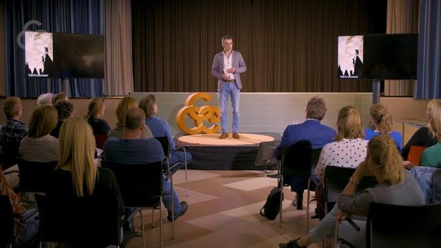 In beweging met vastgelopen teams - René van Koningsbruggen - CCE Podium