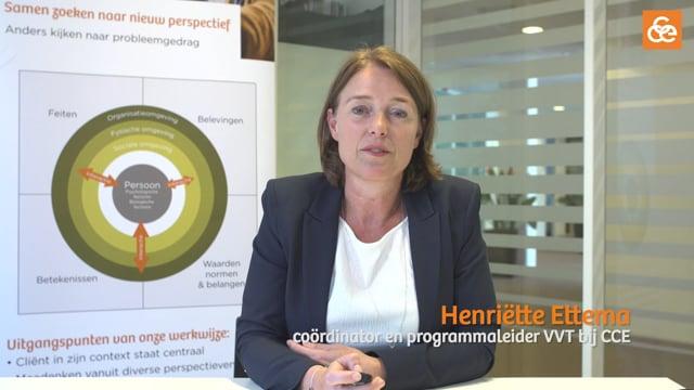 CCE Webinar 'Coachen op afstand bij probleemgedrag' ( VVT)