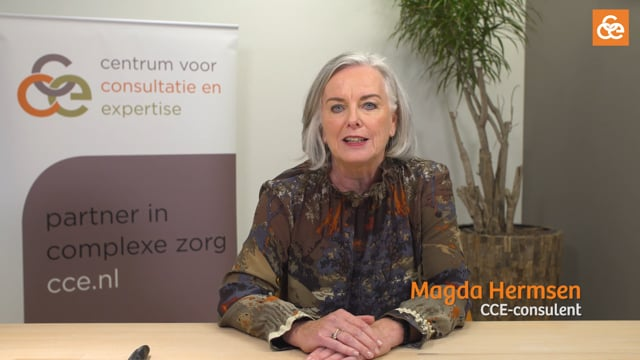 CCE Consulent Magda Hermsen over Lewy Body dementie.