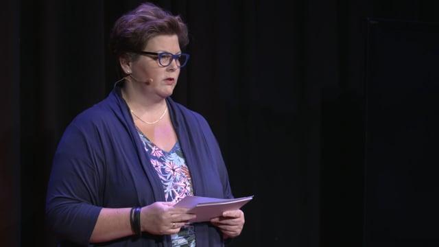 Vrijheidsbeperking of handelingsbeperking? -  Sandra de Wit - CCE Podium