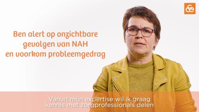 NAH en Probleemgedrag - video voor verzorgenden