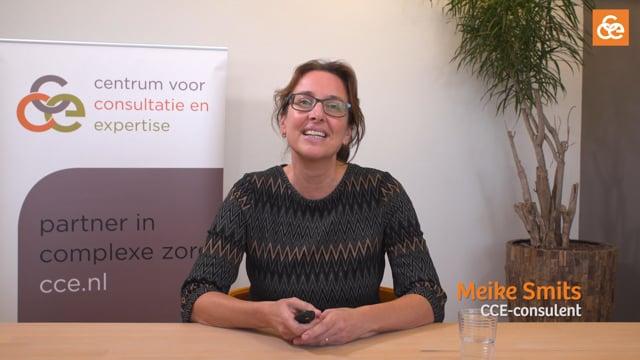 Registratie webinar 'Multidisciplinaire analyse van probleemgedrag in de ouderenzorg' door Meike Smits