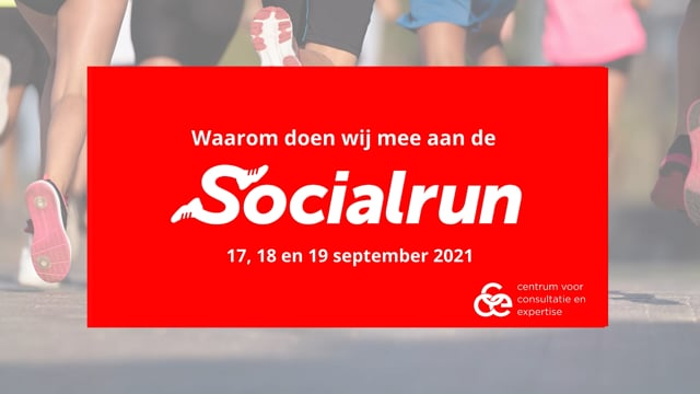 Socialrun 2021 - CCE